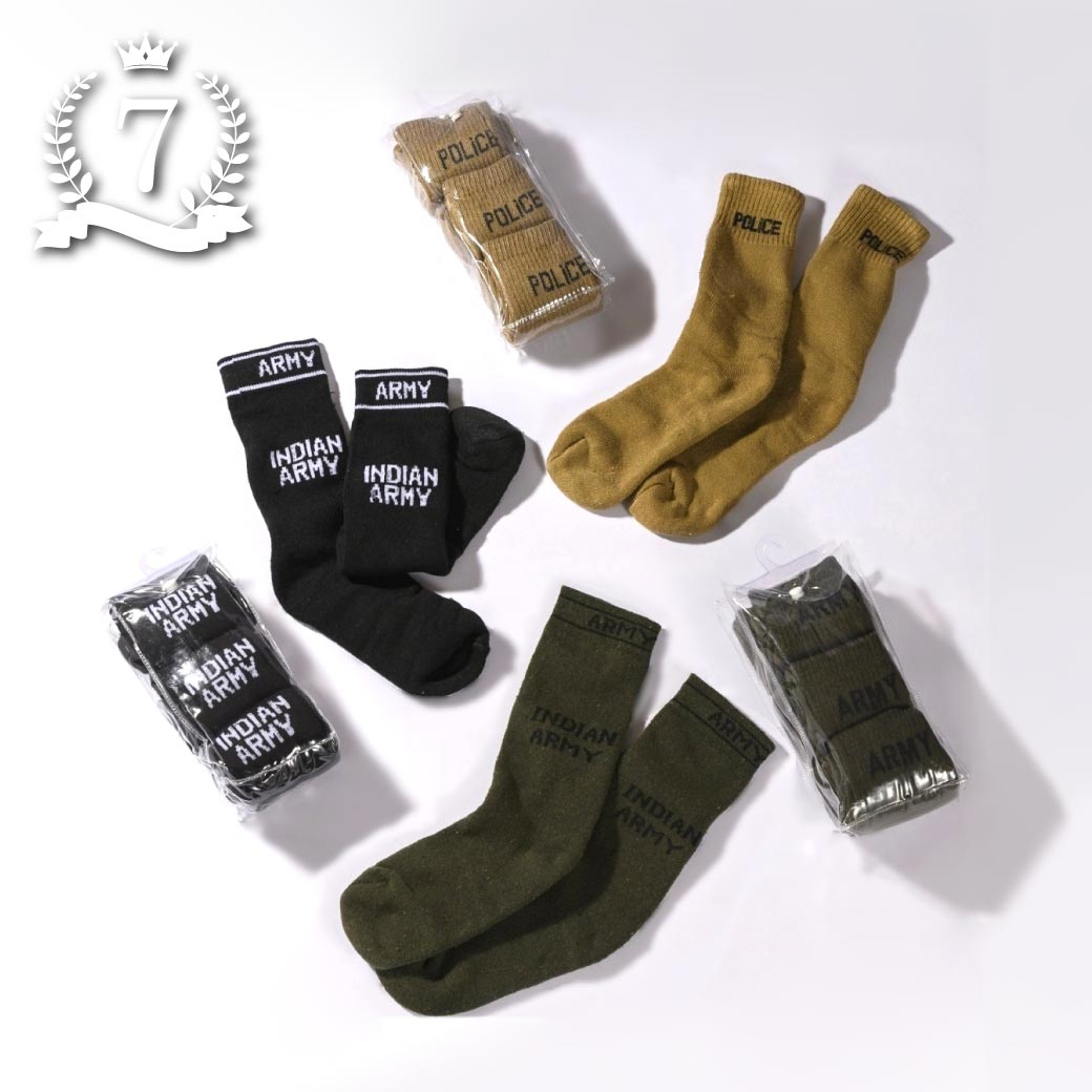 OFFICER'S SOCKS PACK set of 3