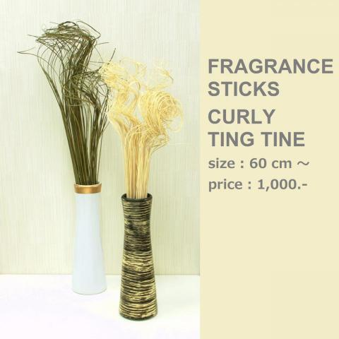 FRAGRANCE STICKS CURLY TING TING