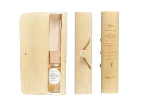 FRAGRANCE WOODEN CASE