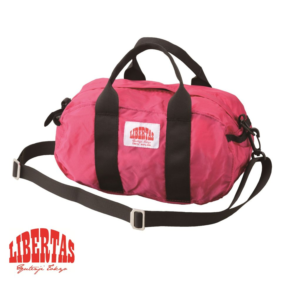 [S-SIZE] LIBERTAS 2WAYS MINI BOSTON