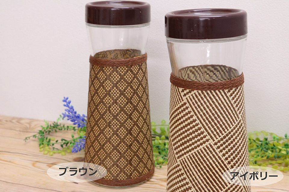 [TALL] MESH CONTAINERS CANISTER