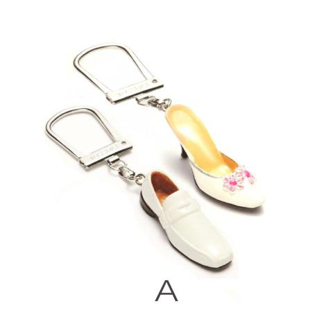 SHOE KEYRINGS set of 2