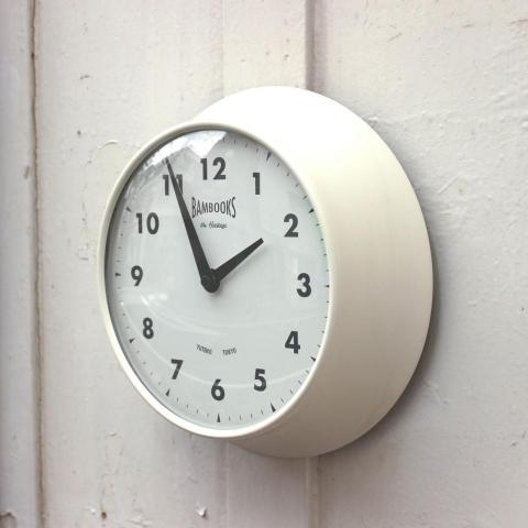 CLASSIC 2 HANDS WALL CLOCK