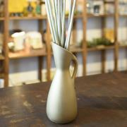 CERAMIC FLOWER VASE PITCHER